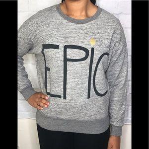 Hugo Guinness for J Crew Epic Sweatshirt
